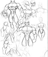 MUSCLE ANATOMY by icemaxx1