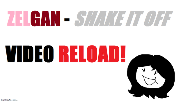 ZelGan - Shake It Off Announcement Title Card by LUVKitty13