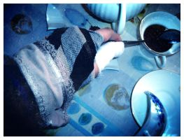 Mad Hatter.Tea Party by ChinMa
