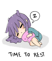 PP: Nap Time by NekoSoraYagami