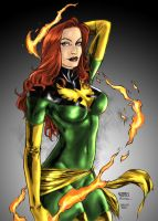 jean grey - frodo by adagadegelo