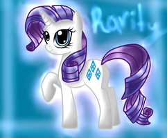 Rarity by MarshmallowWithChoco