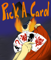 Team Zodiac - Pick A Card: Comic Cover by LaughingZoroark
