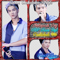 CAP (Teen Top) Pack PNG by KimKathy