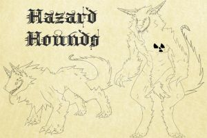 UR Aminals :: Hazard Hounds by HastyLion
