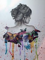 Madame butterfly by albaaa2891