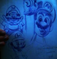 It is me Mario by ZeroLiver