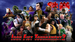 TEKKEN 2 - Iron Fist Tournament 2 Group Picture by Hyde209