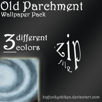 Old Parchment Wallpaper Pack by bigfunkychiken