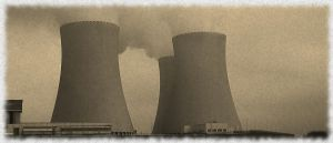 Nuclear Towers by ThoughtMemory