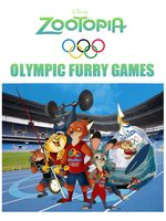 Zootopia Olympic Furry Games by FairytalesArtist