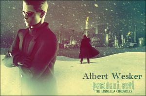 Albert Wesker - Umbrella Chronicles by AnabellaWesker