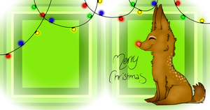 ~ Chistmas card :D ~ by Linthium