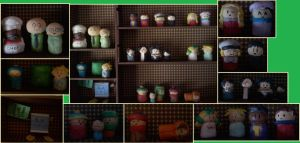 South Park-  Clay by 2strange4urowngood