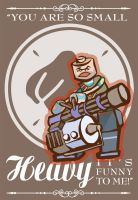 Heavy-Team Fortress 2 by Kieshar