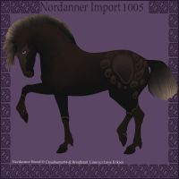 1005 Group Horse Import by Cloudrunner64