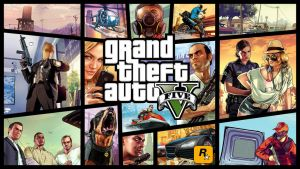 Grand Theft Auto V! by DOM098652