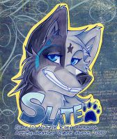 Badge Commission :: Slate by cybre