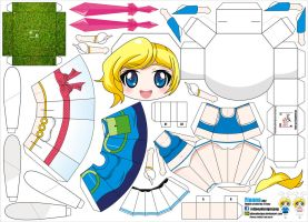 Fionna (Joey's chibi girls 052) by ELJOEYDESIGNS