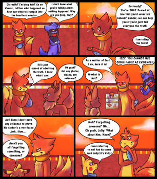 Hope In Friends Chapter 3 Page 17 by Zander-The-Artist