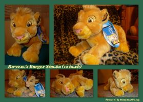 RavensBurger Simba 12 Inch by DoloAndElectrik