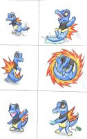 PKMNation: Learning time! by VioletDanka