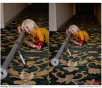 Hellsing Cosplay: Seras:Good Time For Some Support by Redustrial-Ruin
