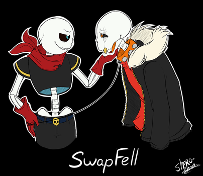 SwapFell by Shero-chan