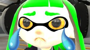 Inkling's Sad Face by ASpider25