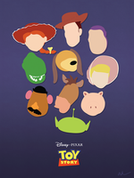 Toy Story by autumnsayshello