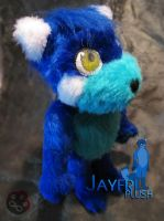 Jayfri plush by Siplick