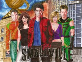 Smallville by Junior-Rodrigues