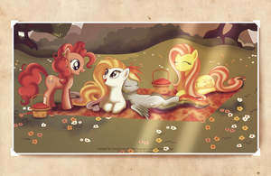 afternoon Picnic by selinmarsou