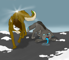 Stuck in ice by CenturiesForGlory