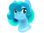 Commission example: Candyblue by elisonic12