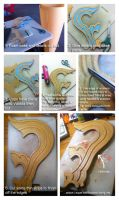 Worbla Detailing Tutorial by AmenoKitarou