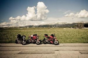 Ducati on tour... by Eddy-C