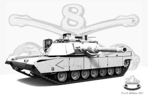 Abrams by ADiMarco