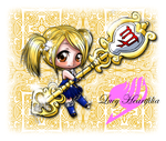 Lucy Heartfilia by Wishinggurl