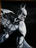 Batman by 8Reckless-Abandon