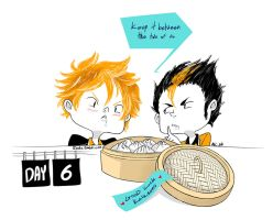 Haikyuu Anime Countdown by Rinska