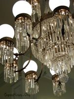 Mount Washington Chandelier by che4u