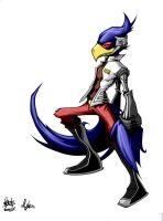 Falco by pnutink
