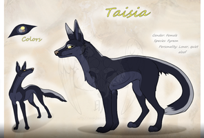 Taisia - Sheet by xXAkilaXx