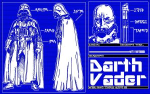 darth vader blueprint by future-trunks