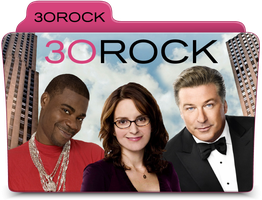 TV serie icon MacOS 30 Rock by hottobbe