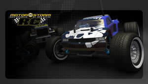 MotorStorm RC PS Vita start screen wallpaper by GYNGA