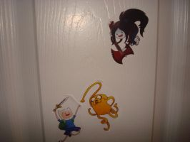 Adventure Time Stickers by wolfxgirl23