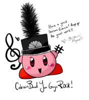 Kirby Marching Band note by Flylend