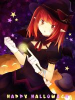 Happy Halloween by revanche7th